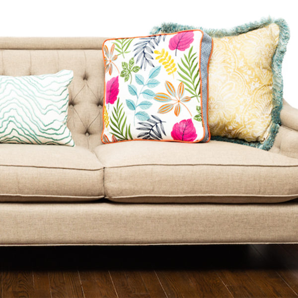 Eclectic Avenue Couch