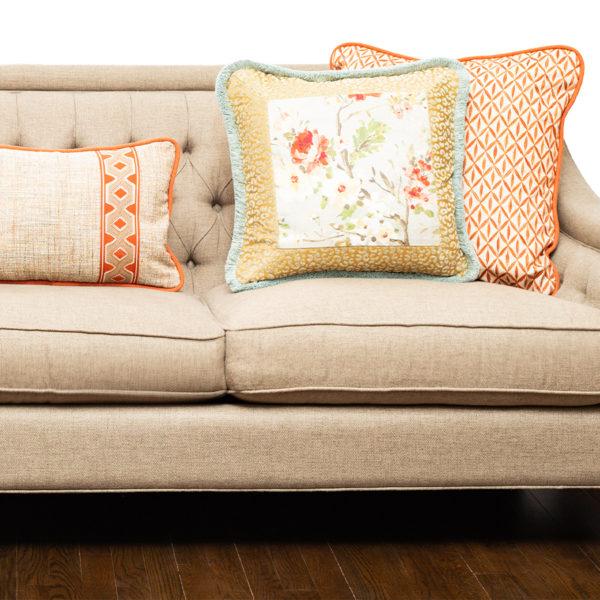 Garden Club Jaguar Couch