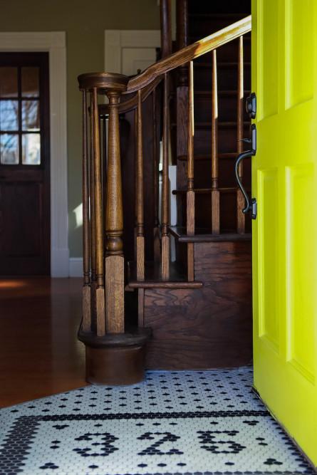 entryway-tile-floor-house-number